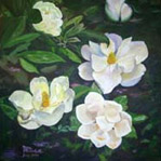 Free watercolor online lesson: Painting Flowers in Watercolor Demonstration